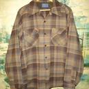 ウールシャツ3 SOLD