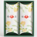 椿茶 ギフト 30gリーフ入カートン 2個セット
