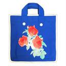 Rose Garden BAG/Blue(White Line)