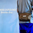 【WILDERNESS EXPERIENCE】Leed shoulder bag