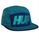 HUF MEMPHIS 10K VOLLEY NAVY キャップ 帽子