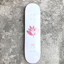 MAGENTA SKATEBOARD DECK TEAM 8.125inc