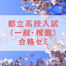 都立高校入試(一般・推薦)合格ゼミ【体験受講6時間】