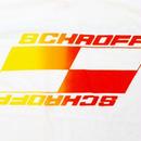 """GRADATION""  T-Shirts  (White)"