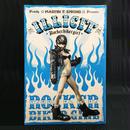 ILLICIT  ROCKER BIKER GIRL
