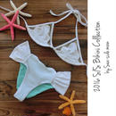 Mermaid Bikini SET(White)