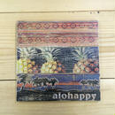 wood panel : ALOHAPPY