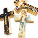 print wood cross