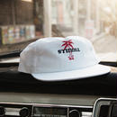 PUTRA PALM HAT - WHITE