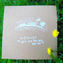b-flower『You are the One for Me』 7inch アナログレコード