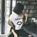【ladies】LIP T- shirt