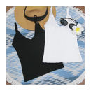 【ladies】rib camisole