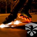 LED&SPARKウィール  1個 (FLYING EAGLE LazerWheelz SPARK)