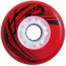 FLYING EAGLE LAZER Sliders ウィール レッド90A  72mm/76mm/80mm  1個