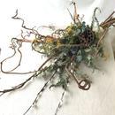 枝シルエットの美しいスワッグ ¥10,800送料無料