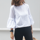 baloon sleeve tops