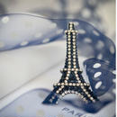 fun flowers「La tour Eiffel」エッフェル塔のブローチ