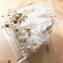 【プリザーブドフラワー/グランドピアノシリーズ】清楚な白い薔薇に純粋な想いを込めて