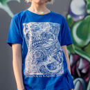 SH11NAxKAgaMI Collaboration T-shirt