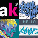 【2WEEKS限定】Ironlak VS SH11NA STICKER PACK