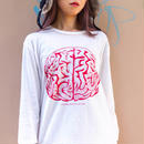 RED BRAIN Long sleeve T-shirt