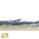 1031091 ■ 成田空港 第1ターミナル 離陸