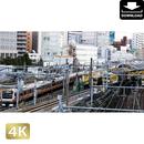 2028087 ■ 東京 代々木駅