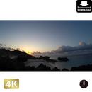 2012012 ■ 宮古島 インギャーマリンガーデンの日の出