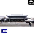 4043074 ■ 京都 紅葉 西本願寺