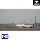 4042002 ■ 沖縄本島 空港 飛行機