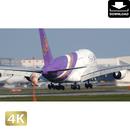 2031125 ■ 成田空港 着陸