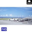 4042003 ■ 沖縄本島 空港 飛行機