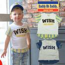 Daddy Oh Daddy / ダディオーダディ レイヤード風Tシャツ