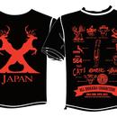 鹿JAPAN Tシャツ