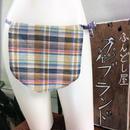 ふんどし女子【くノ一レインボーTバック】リネン01 ShiNoBi Samurai Under Wear Kunoichi Rainbow01 Linen T-Back