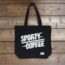 【SPORTY COFFEE】SPORTYトートバック