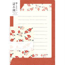 LV23 花小紋 ぽち文 花つばき