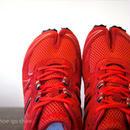 【 送料無料 】 ● 足袋型シューズ ● Lafeet Zipang (ラフィート・ジパング) / RED LZ1