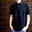 ◇◆20%OFF◆◇ FRED PERRY 「 ROSE プリント ポロシャツ  」