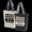 SHOGOソロコンサート2017公式グッズ  トートバッグ