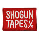 SHOGUN TAPES Patch to shine 光ワッペン