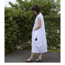 ミナ ペルホネン air film  ドレス