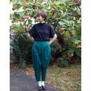 ミナ ペルホネン lawn  パンツ(green)✳︎