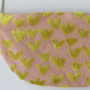 ミナ ペルホネン coupe bag ― bird garden ―