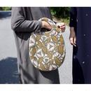 ミナ ペルホネン egg bag -jardin-*