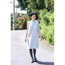 ミナ ペルホネン tambourine ノースリーブドレス(light gray)✳︎