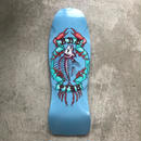 Bulldog Skates Fish Deck BLUE