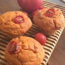 ベリー&トマト Berry & Tomato muffin vegan