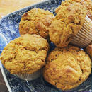 キャロットケーキ Carrot cake muffin vegan