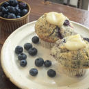 ブルーベリーレモンポピーシード Blueberry Lemon poppy seed muffin vegan
